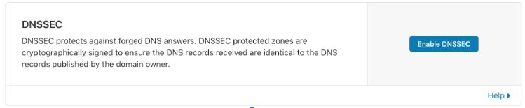 DNSSEC情報